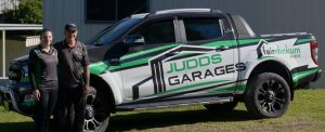Melysa and Michael Judd own and operate Judds Garages in the Macquarie region