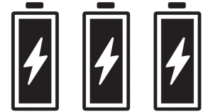 How EcoBoxx works – battery stores DC power