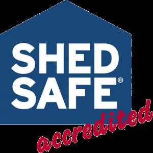 ShedSafe accredited