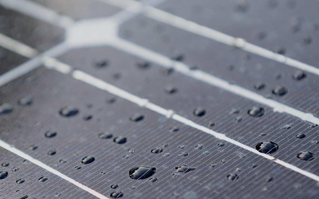 Solar power by EcoBoxx