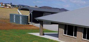 Rapid Plas rainwater tanks in the Lake Macquarie region